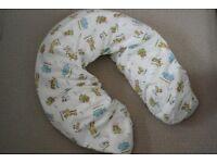 Pregnancy, nursing or baby nest pillow