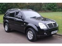 2009 Ssangyong Rexton RX270 Xdi.. Diesel. Auto.. 4X4.. Nice Example..