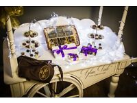 Luxury Chocolate Cart / Candy Cart for Hire, Wales.