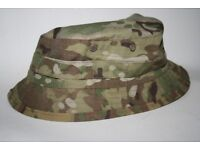 Bulldog Tactic Gear Camouflage Military HAT Cotton Hunting Men's Size 59 cm