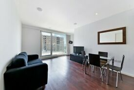 2 BED 2 BATH,12th Floor,£1850PCM,Gym,24hrs Concierge,Canary Wharf E14,READY TO MOVE IN NOW !!!-SA