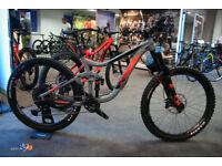 2018 Giant Reign 1.5 enduro 650b 27.5 bike - FOX Performance 36 DPX2 Sram GX Eagle Maxxis £££offrrp!