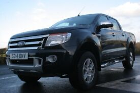 2015 Ford Ranger Limited Auto 2.2 TDCI NO VAT