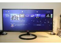 LG 29 inch Ultrawide IPS TV Monitor MA73