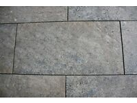 Ceramic floor tiles, 30 X60 cm's