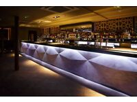 Bar staff & bar support required for Aveika