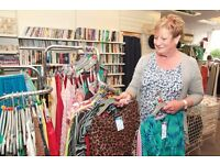 Volunteer Retail Assistants - PDSA Charity Shop, Elgin