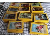 100+ Assorted National Geographic Magazines from 1936 to 2008. Individuals and Year sets available.