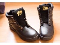 SS work safety boots