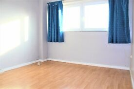 2 bed flat available now can be used as a three bed