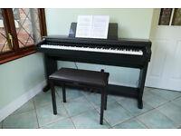 Yamaha Clavinova CLP-123 digital piano