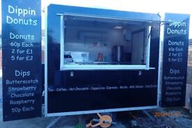Catering Trailer fully equipped, certified and ready to go - great investment