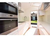 Newly refurbished two bedroom ground floor garden flat on the lovely Cambray Road SW12- £1900PCM