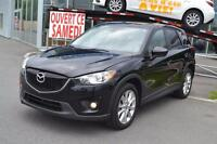 2014 Mazda CX-5 TECK PACK*GT*GPS*CUIR*TOIT*MAGS 19