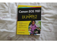 Dummies Guide to the Canon 70D camera