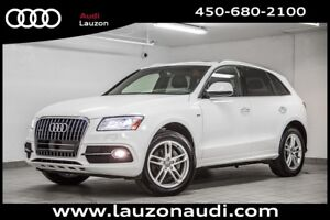 2015 Audi Q5 3.0T PROGRESSIV S-line 3.0 SUPERCHAGED