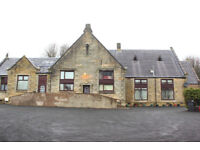 PROPERTY FOR SALE AT 17 PEESWEEP BRAE, LUGAR, CUMNOCK, AYRSHIRE SCOTLAND. KA18 3LE