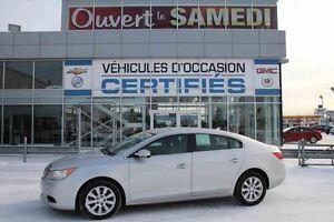 2013 Buick LaCrosse CX + DEMARREUR A DISTANCE + V6