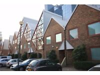 Beautiful open plan office, walking distance to Canary wharf!