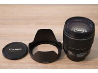 Canon EFS 15-85mm f3.5-5.6 IS USM lens £285 ONO