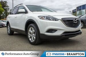 2013 Mazda CX-9 GS. HTD SEATS. BLUETOOTH. ABS. PWRD SEATS