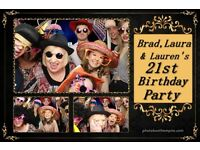 Photo Booth Hire Yorkshire Manchester Leeds Hull Bradford Sheffield Wakefield York Doncaster