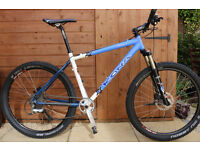 "Kona Kula XC mountain bike 18"" ( £1300 when new )"