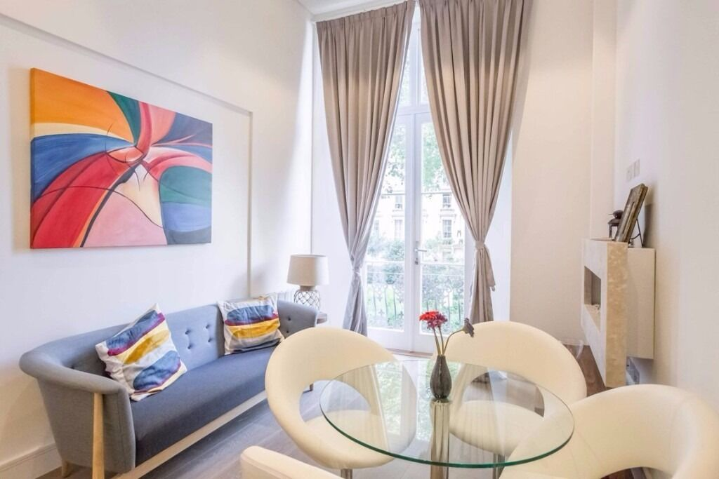 BEAUTIFUL ONE BEDROOM FLAT! NOTTING HILL! CENTRAL LONDON! AVAILABLE NOW!