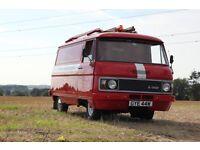 Dodge Spacevan Coffee/Catering Van - RARE (Commer)