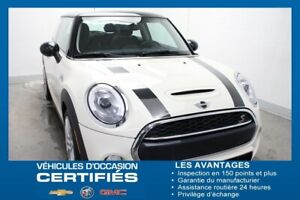 2015 Mini Cooper S S TOIT PANO+CUIR+JUPES MAGS 17