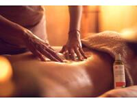 Swedish Full body massage , prices start from just £20