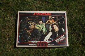 Return of the jedi jigsaw puzzle