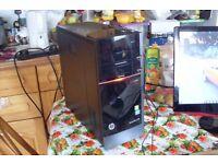 HP Quad Core Gaming PC, intel i5-3570 3.4GHz, 16GB RAM, 2TB, Nvidia GT 620, HDMi, Windows 10