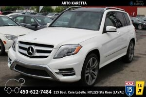 2014 Mercedes-Benz GLK-Class GLK250 BT AWD, XENON, PANORAMIC, RA