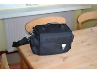 Small john lewis camera bag - rarely used .