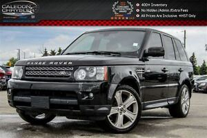 2013 Land Rover Range Rover Sport HSE LUX|4x4|Navu|Sunroof|Backu