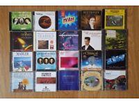 Classical CD assortment