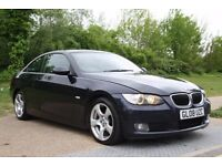 2008 BMW 3 SERIES 320d SE 2dr Automatic Coupe 2.0 Diesel, 3 MONTH WARRANTY, PX WELCOME