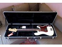 Fender Precision Bass - never played