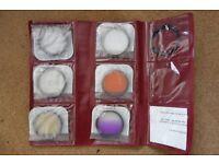 SLR Camera Filter Kit