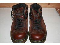 Size 9 Dr Martens short boots