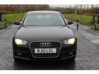2012 AUDI A4, 2.0 TDI SE, £30 ROAD TAX