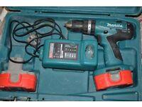 makita drill set