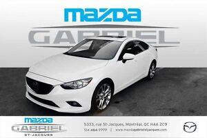 2014 Mazda MAZDA6 Grand Touring +GROUPE TECHNOLOGIE+CUIR+TOIT OU