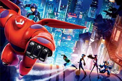 Big Hero 6 Comic Hero Movie 36