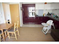 No Admin Fees, 2-bedrooms Modern flat, Invicta, Harbourside, Modern design and unfurnished.
