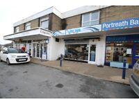 Cornish Cafe in Popular Village