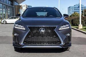 2016 Lexus RX 350 F-SPORT SERIE-3 DEMO SPECIAL EVENT