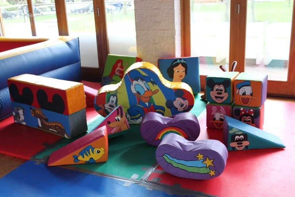 SOFT PLAY for hire / Popcorn & Candy Floss / Bouncy Castles + more / Essex & London