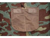 NEW - British Army Issue Mesh Helmet Storage Bag